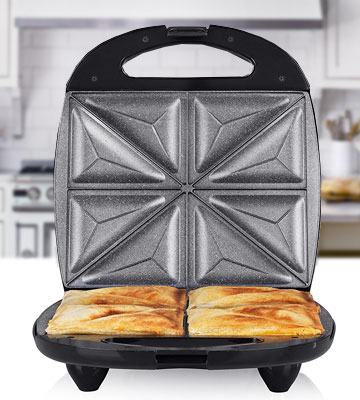 Review of Tower T27010 Sandwich Toaster