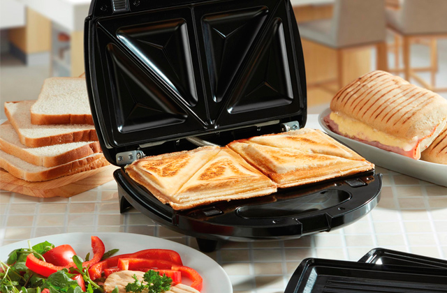 Best Sandwich Makers to Make Delicious Hot Sandwiches at Home