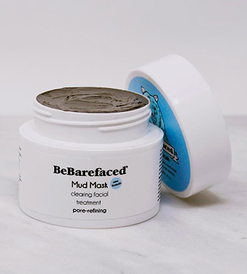 Review of BeBarefaced Dead Sea Blackhead And Acne Treatment Mud Mask
