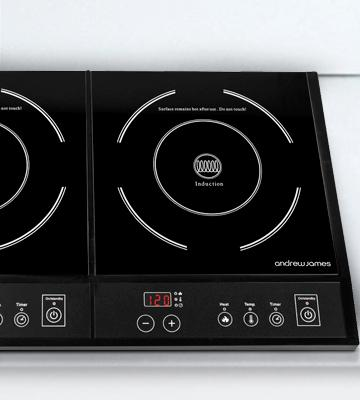 Review of Andrew James AJ000127 Double Induction Hob