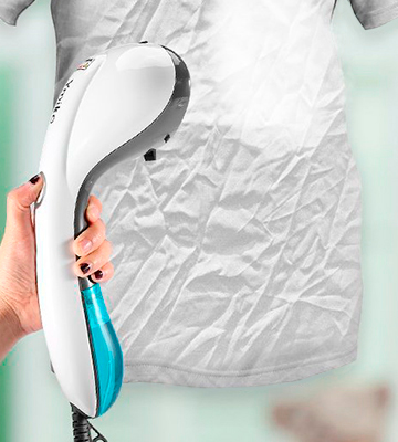 Review of Ymiko Garment Steamer 1500W Powerful, Portable, Handheld