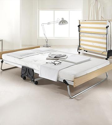 Review of Jay-Be J-Bed Small Double Folding Guest Bed with Contract Mattress