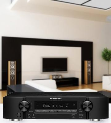Review of Marantz NR1506 Slim Design Network AV Receiver