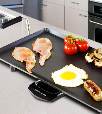 Review of Andrew James Electric Griddle