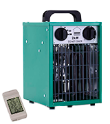 Simplicity TSE-20A Greenhouse Fan Heater