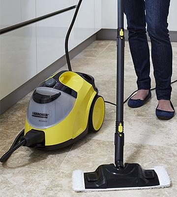 5 Best Steam Cleaners Reviews Of 2018 In The Uk
