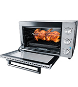 Steba KB 28 Grill and Bake Oven, 1500 W, Stainless Steel