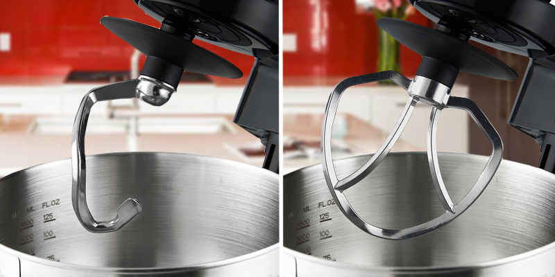 Detailed review of VonShef 13/322 Food Stand Mixer