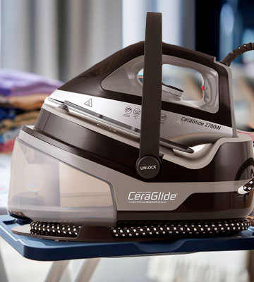 Review of Tower Steam Generator Iron with Non-Stick Ceramic Soleplate