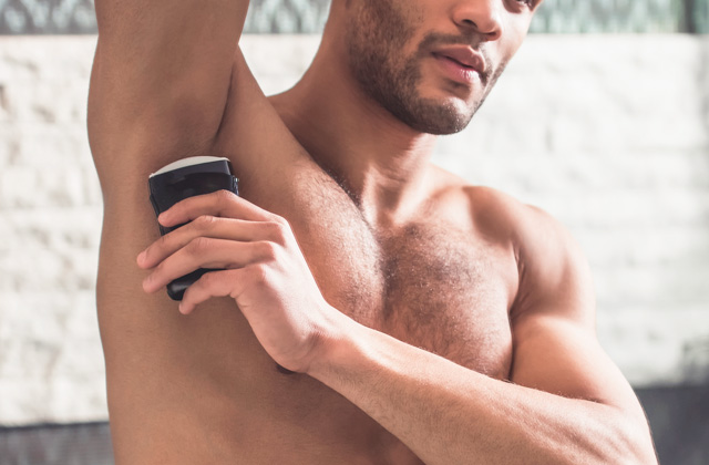 Comparison of Deodorants for Men