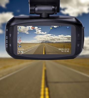 Review of Maisi mse730 Full HD Dashboard Camcorder