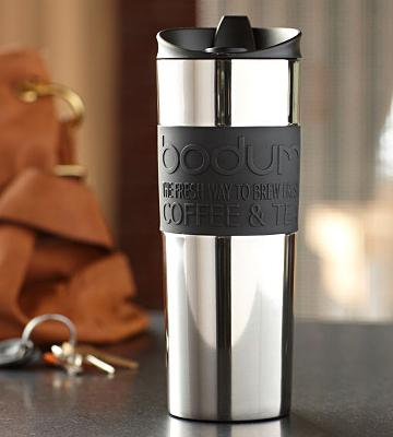 Review of BODUM Vacuum Travel Mug