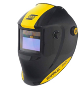 ESAB 0700000400 Warrior Tech Welding Helmet Black