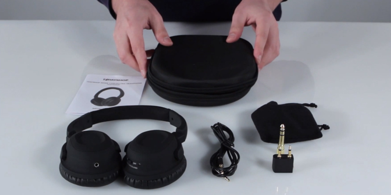 Review of 7dayshop 7DAYADHF Noise Cancelling Headphones with Aeroplane Kit