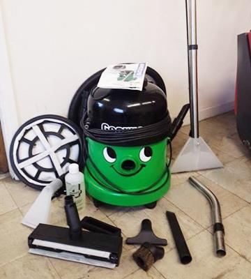 Review of Numatic GVE370-2GREEN 3 in 1 Vacuum Cleaner