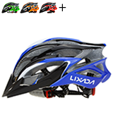 Lixada 25 Vents Adjustable Mountain Bicycle Helmet
