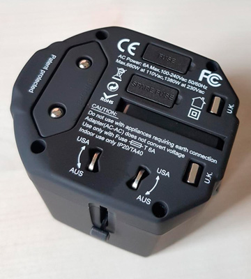 Review of BEZ A1822 Worldwide Travel Adapter