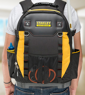 Review of Stanley STA195611 Fatmax Tool Backpack
