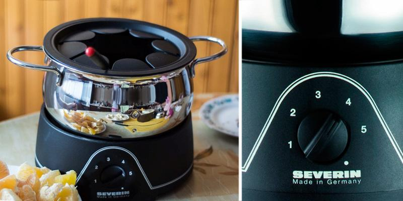 Review of Severin FO2400 Electric Fondue Set
