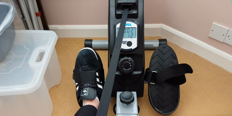 Review of JLL R200 Luxury Home Rowing Machine