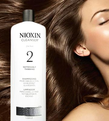 Review of Nioxin Cleanser System 2