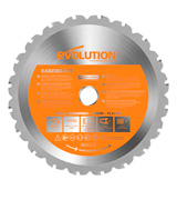 Evolution Power Tools RAGE185-TCT Multi-Purpose Carbide-Tipped Blade