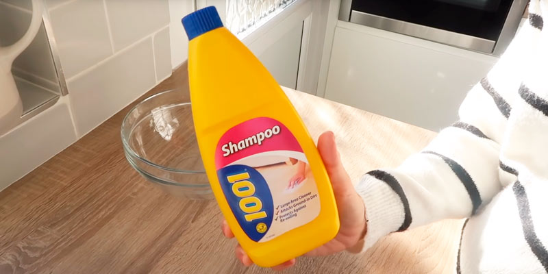 Review of 1001 Deep Clean Carpet Shampoo