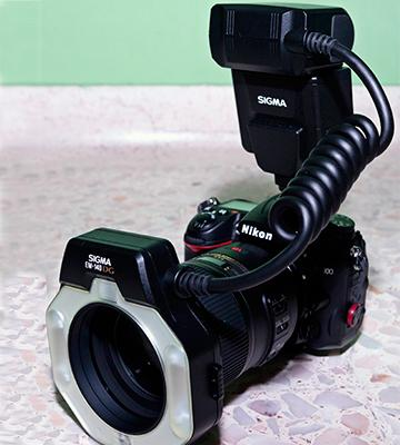 Review of Sigma EM-140 DG Macro Ring Flash
