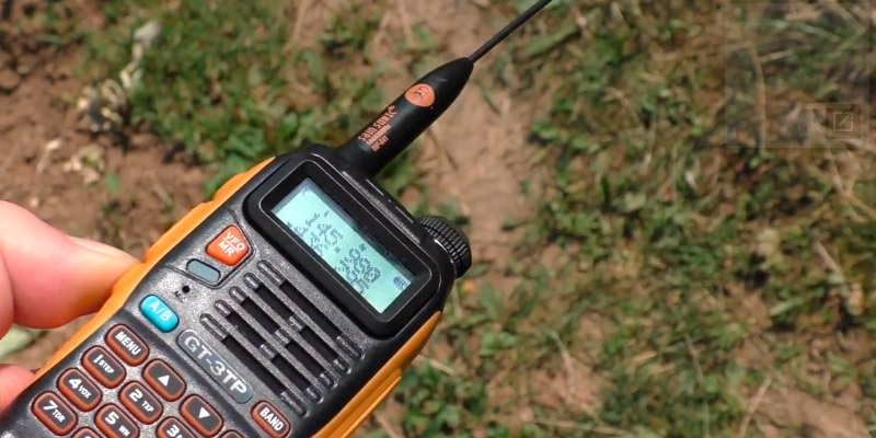 Review of BaoFeng GT-3TP Pofung Mark-III Two-Way Radio Transceiver