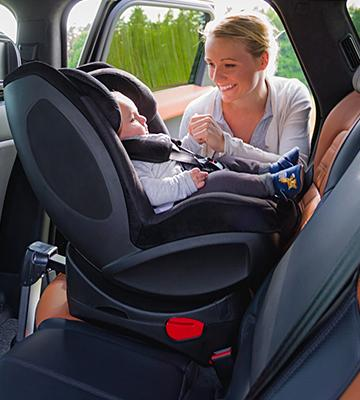 Review of Hauck Varioguard Convertible Car Seat