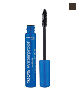 Rimmel 100% Waterproof Long-Lasting Coverage Mascara