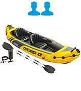 Intex Explorer K2 2-Person Inflatable Kayak