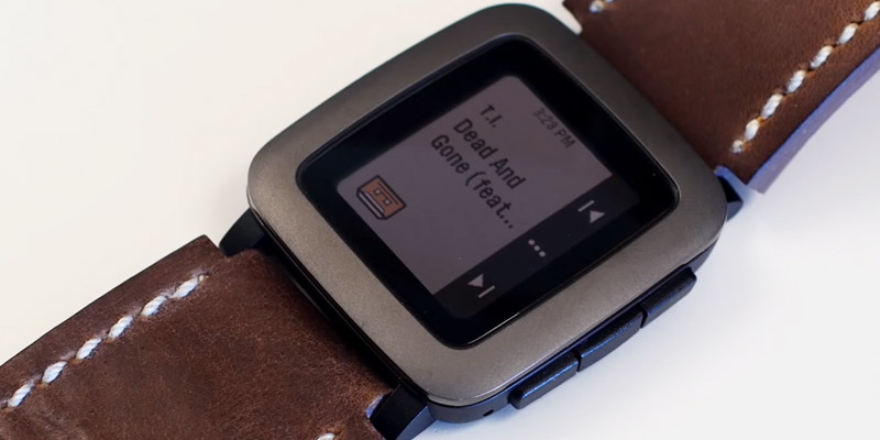 Detailed review of Pebble 501 Time for Smartphone - Black