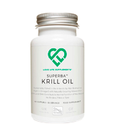 Love Life Supplements 500mg Krill Oil