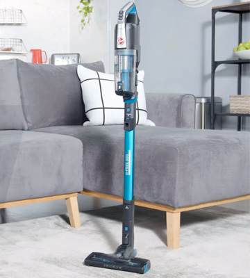 Review of Hoover HF522BEN H-FREE 500 Energy 3in1 Cordless Stick Vacuum Cleaner