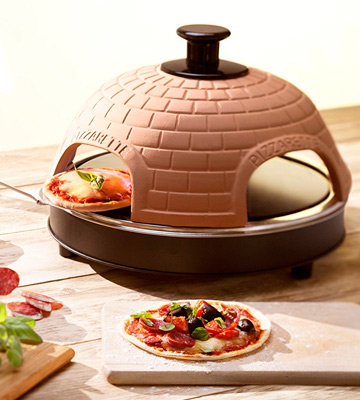 Review of Global Gourmet GG011 Electric Tabletop Pizza Maker