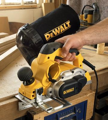 Review of DEWALT D26500K Electric Hand Planer in Kit Box