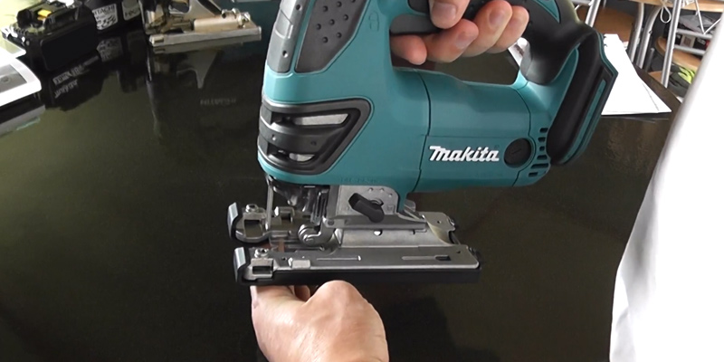 Review of Makita DJV180Z Cordless Li-ion Jigsaw