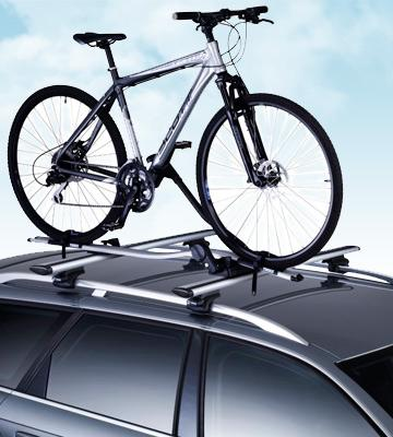 Review of Thule Bicycle Carrier Roof-Mounted