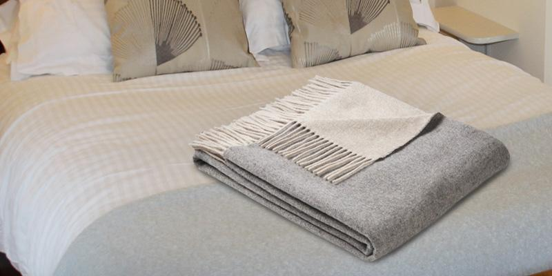Review of Bocasa Wool Cashmere Blanket