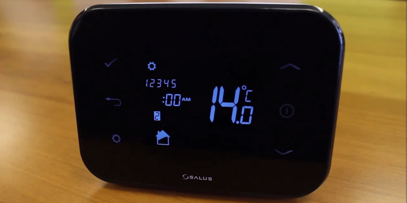 Review of SALUS IT500 Internet Controlled Thermostat