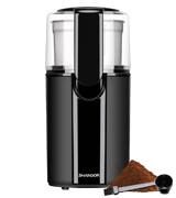 SHARDOR Electric Grinder for Coffee Bean Spice