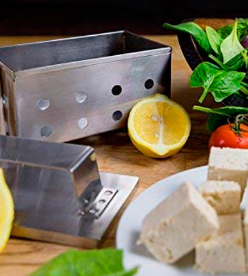 Review of Collingwood Ecoware Stainless Steel Tofu Press