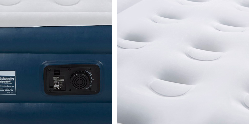 Review of The Body Source Single Size Air Bed Mattress