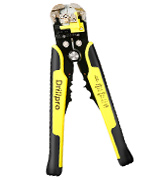 DRILLPRO DRILLPRONasork5391 Self-Adjusting Automatic Wire Stripper Professional Multifunctional Wire and Cable Crimping