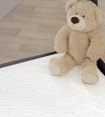 Review of LAURA Travel Cot Mattress