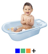 Rotho Babydesign 20020 0103 BB Bath Tub