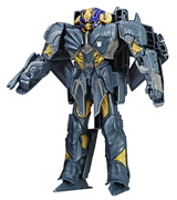 Transformers C2824ES0 The Last Knight Armour Turbo Changer Megatron Figure