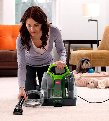 Review of Bissell 3698L Little Green Carpet Cleaner