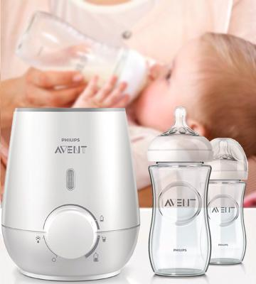 Review of Philips AVENT Fast Bottle Warmer